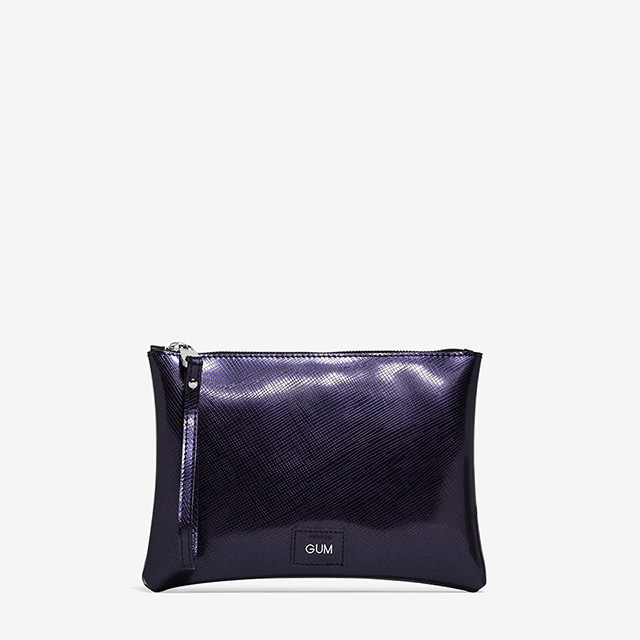 GUM: MEDIUM SIZE LOVE XMAS CLUTCH BAG