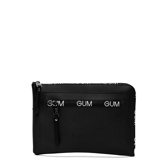 GUM POCHETTE MEDIA FANTASIA ZIP LOGO