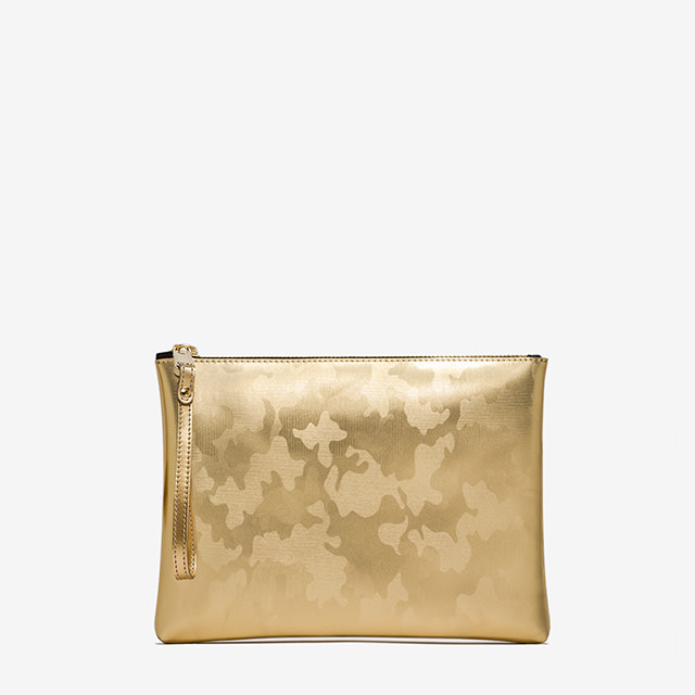 GUM LARGE NUMBERS CLUTCH BAG