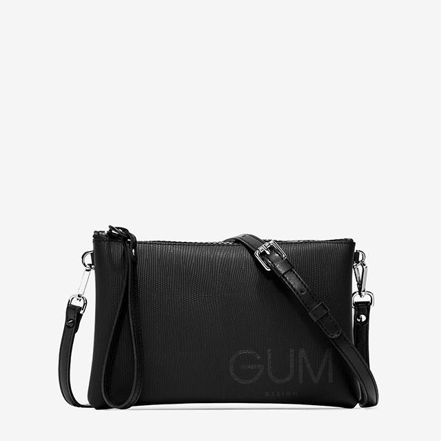 GUM: MEDIUM SIZE NUMBERS CLUTCH BAG