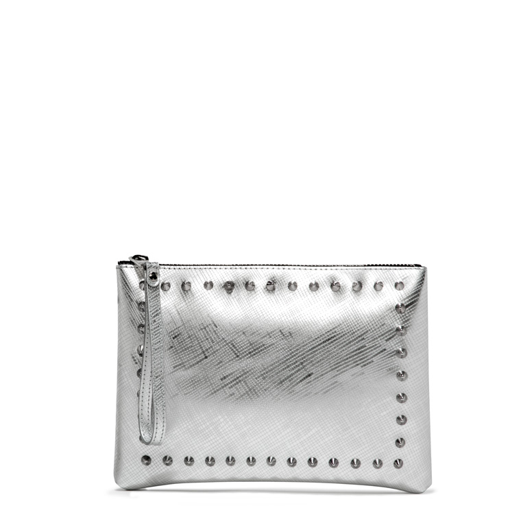 GUM NUMBERS MIDI CLUTCH BAG