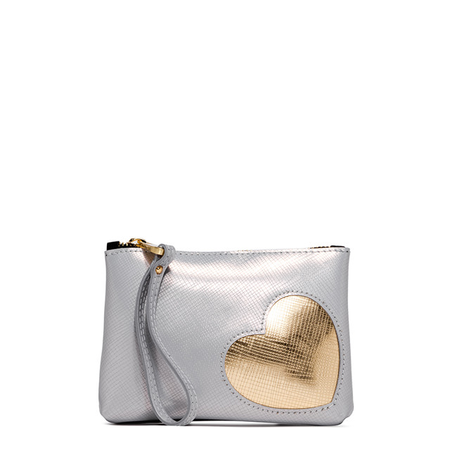 GUM SMALL NUMBERS CLUTCH BAG