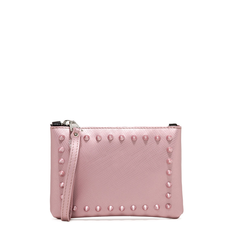 GUM NUMBERS MINI CLUTCH BAG