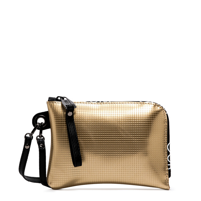 GUM BIT LOGO PATTERN SMALL SIZE CLUTCH