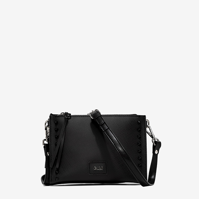 GUM: POCHETTE SATIN STUD MEDIA