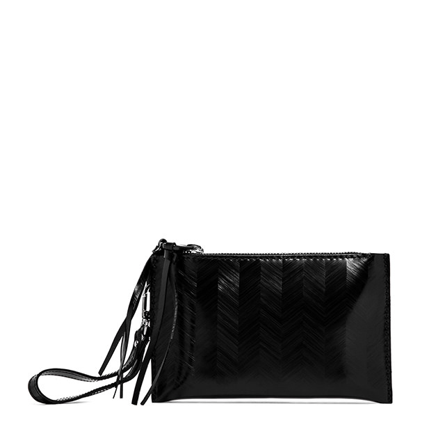 GUM SMALL SPIKE CLUTCH BAG