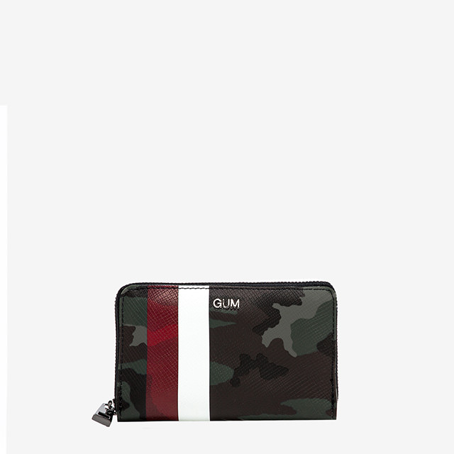 GUM MEDIUM WALLET CAMUACTIVE