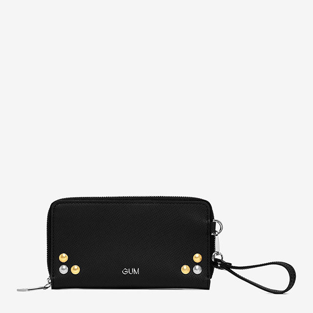 GUM MEDIUM SIZE STUDSWASP WALLET