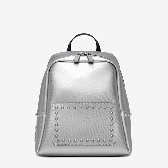 GUM MEDIUM SIZE SATINSTUD BACKPACK