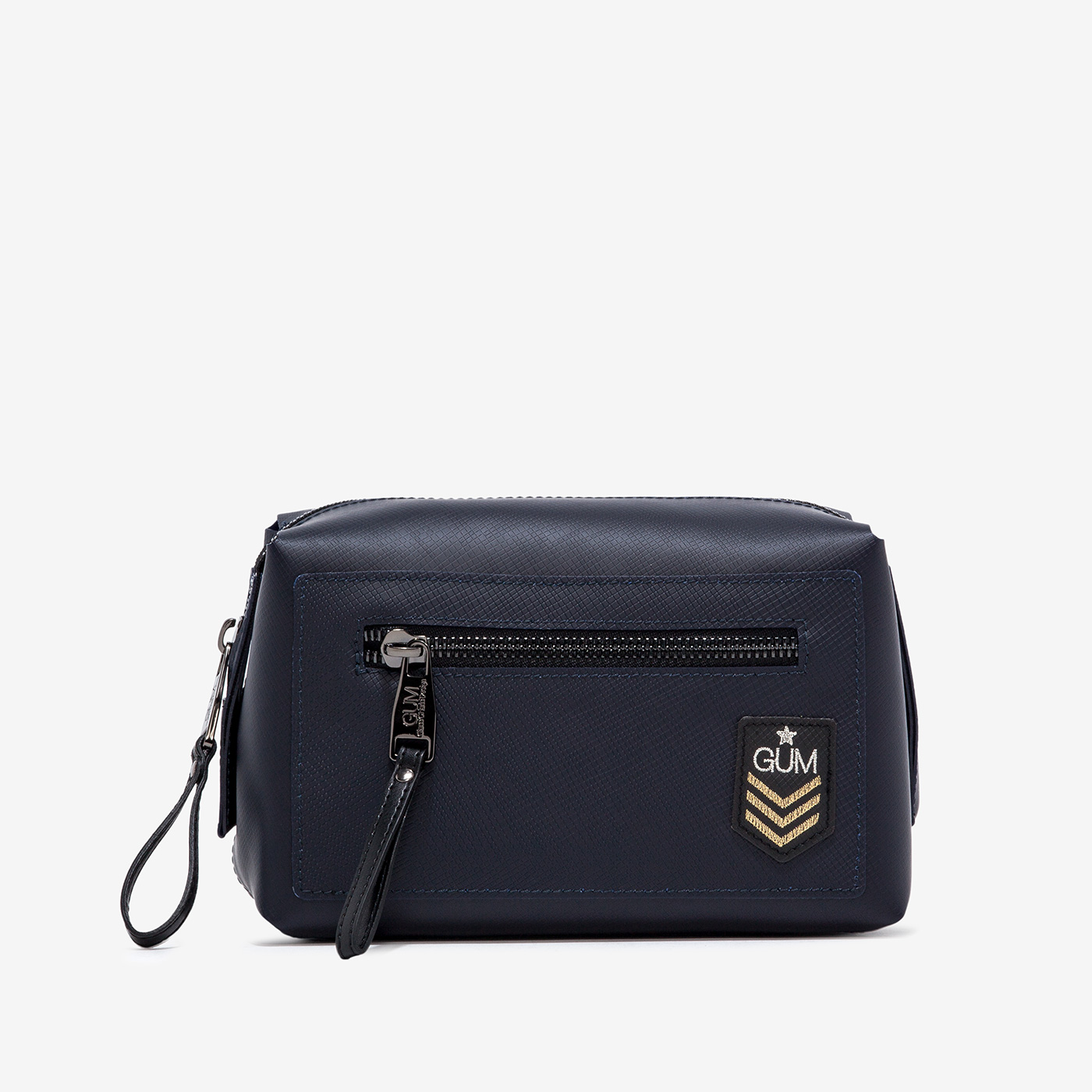 GUM: MILITARY PATTERN BEAUTY CASE