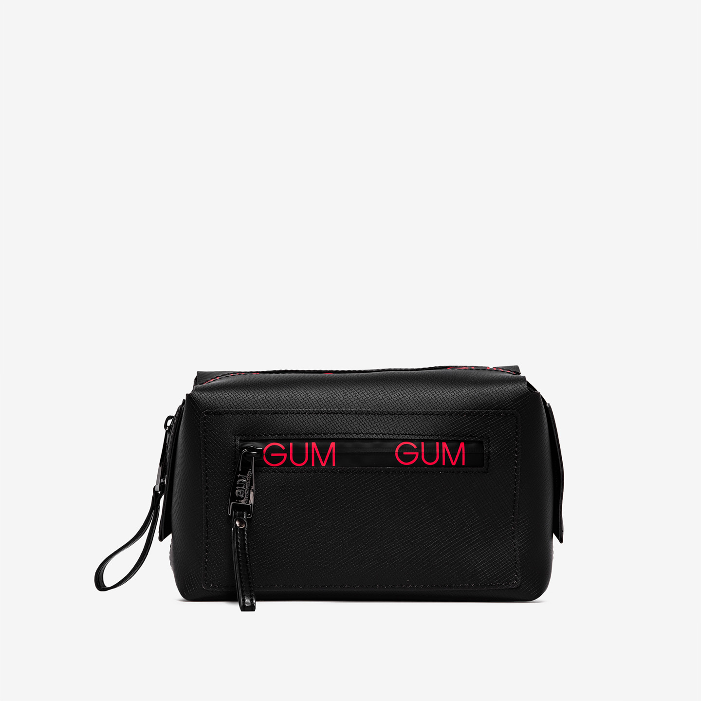 GUM: BEAUTY CASE FANTASIA ZIP LOGO