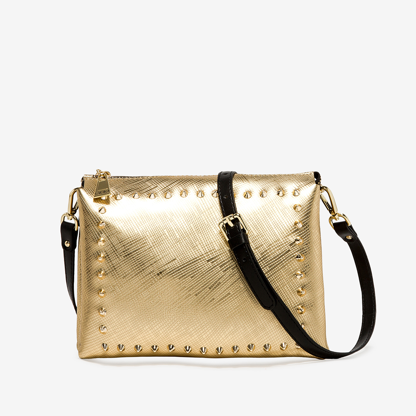 GUM: TWO MEDIUM-SIZE SHOULDER BAG