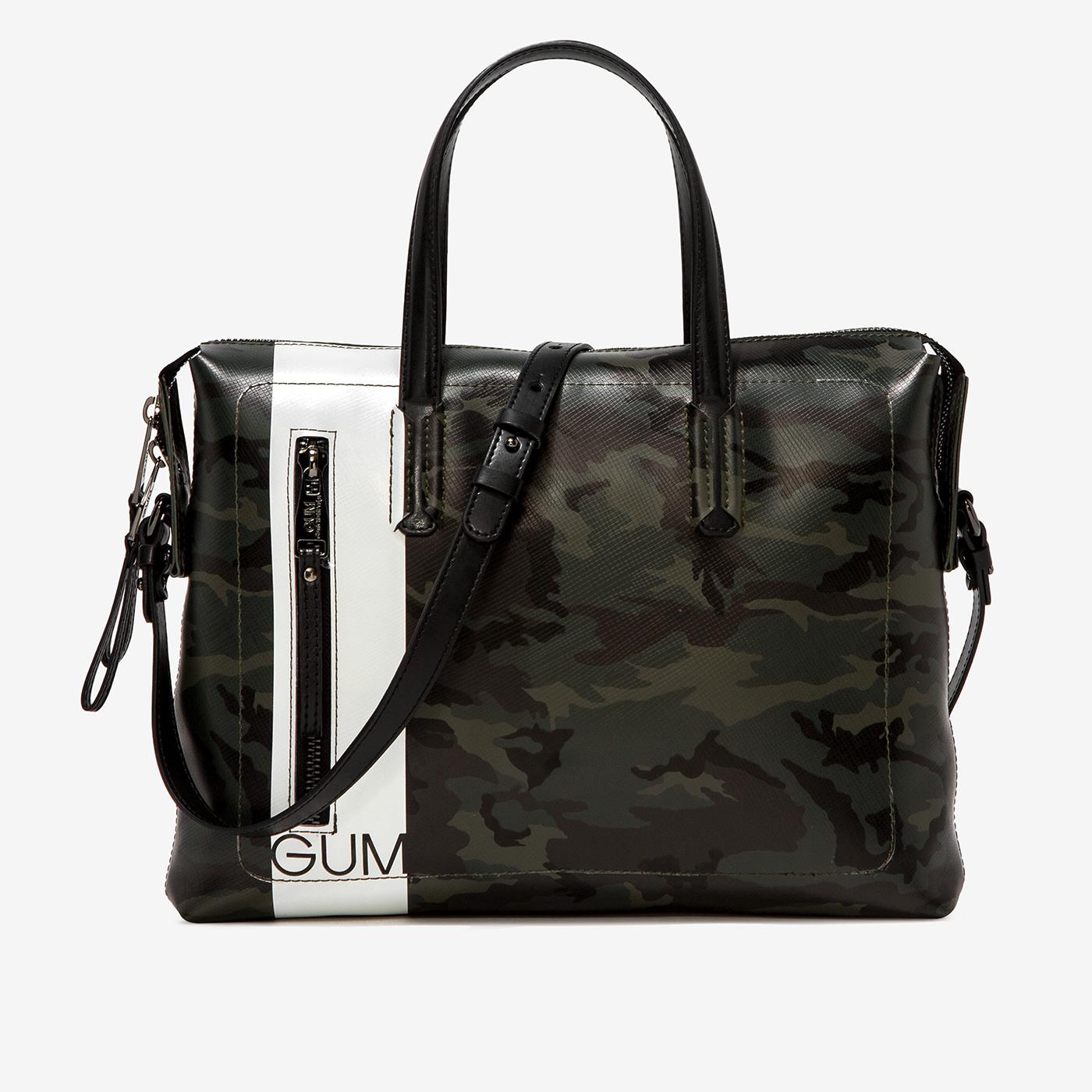 GUM: CAMUACTIVE PATTERN BUSINESS BAG