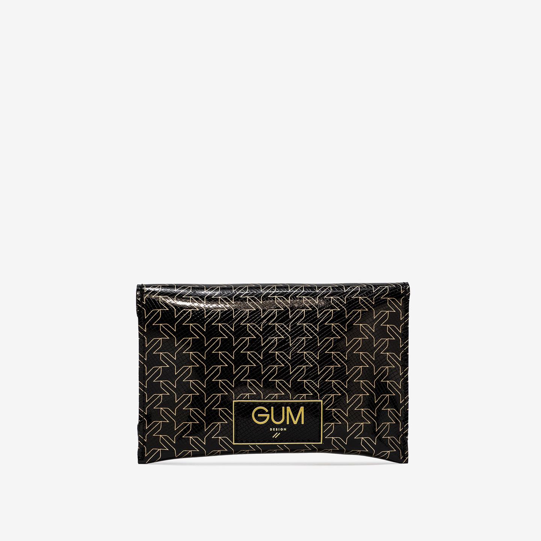 SMALL MULTIPRINT CLUTCH BAG